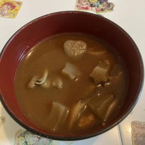 味噌汁 1